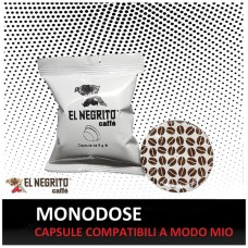 600 A Modo Mio compatible capsules , 6 pack in Offer only € 0,18