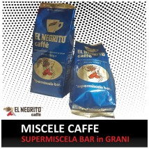 1 Kg. Supermiscela Bar caffè in grani