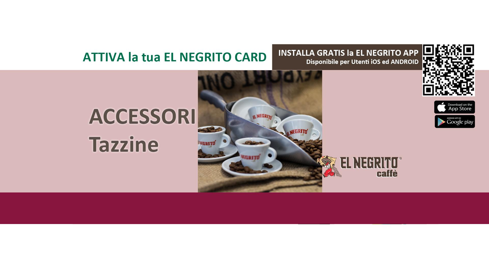 Coffee Cups El Negrito branded