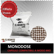 A Modo Mio Capsules compatible only € 0,20